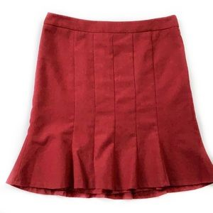The Limited • Wool Blend Tulip Skirt